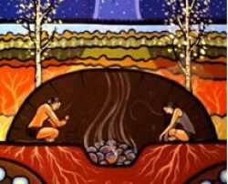 Inipi, Temazcal o Sweat lodge